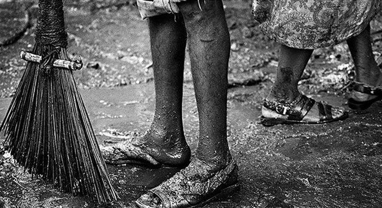 Как чистят канализацию в Мумбаи — Фото №2