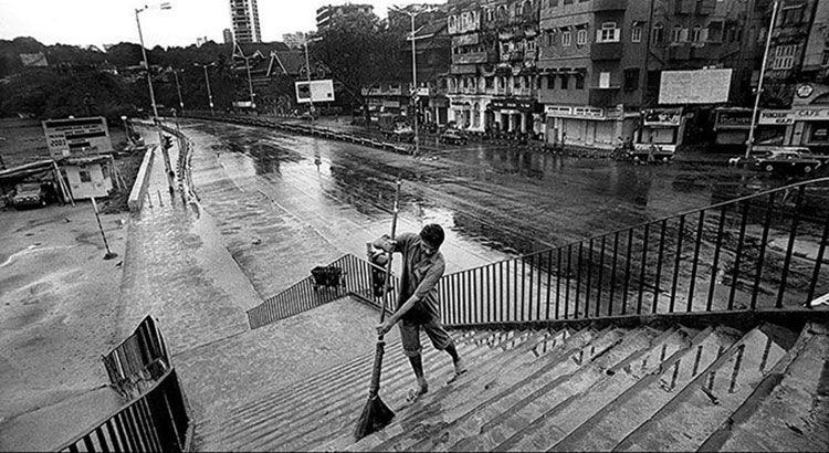 Как чистят канализацию в Мумбаи — Фото №4