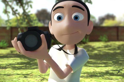 «Фотосъёмка» — мультфильм о любви с первого кадра