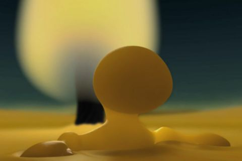 «Увенчанный огнём» — мультфильм о поисках смысла