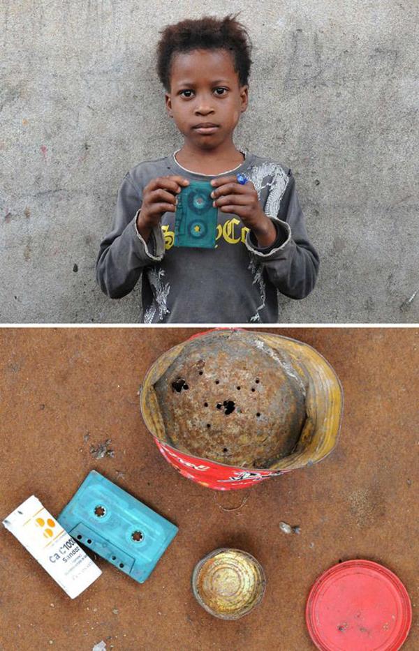 Игрушки детей из африканских трущоб — Фото №3