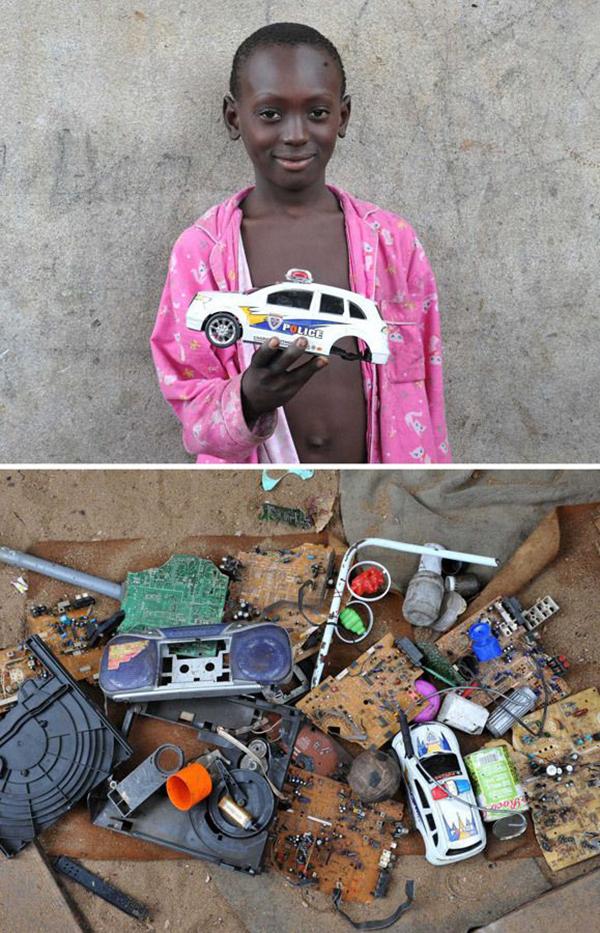 Игрушки детей из африканских трущоб — Фото №4