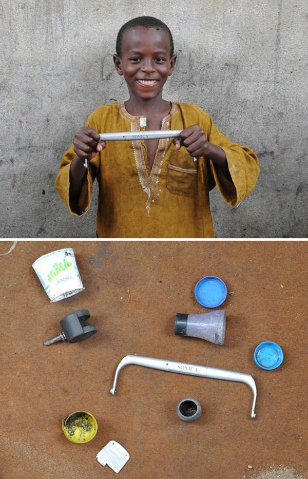 Игрушки детей из африканских трущоб — Фото №7