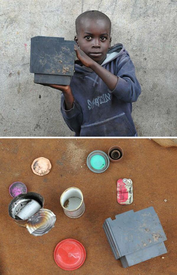 Игрушки детей из африканских трущоб — Фото №11