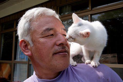 Житель Фукусимы вернулся спасать брошенных животных