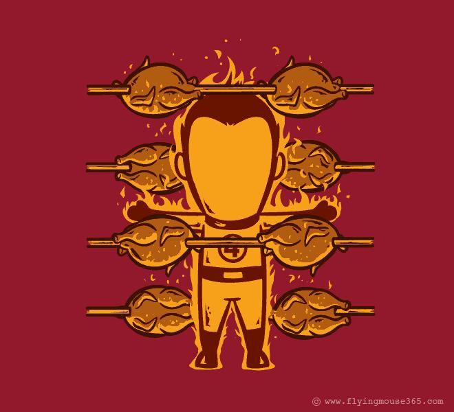Человек-факел (фантастическая четвёрка)