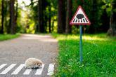 Миниатюрные дорожные знаки