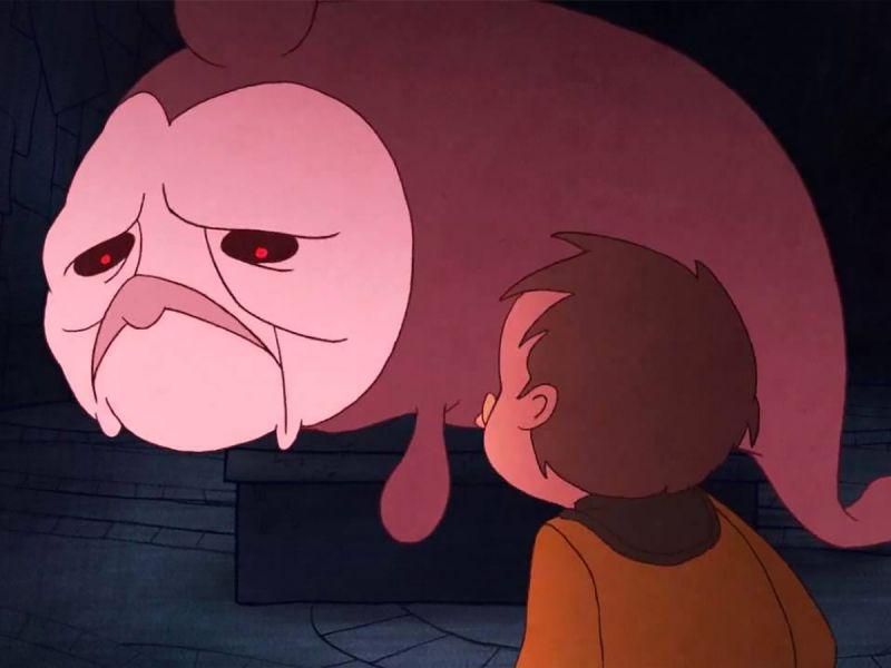 Добрый мультфильм о работе психолога