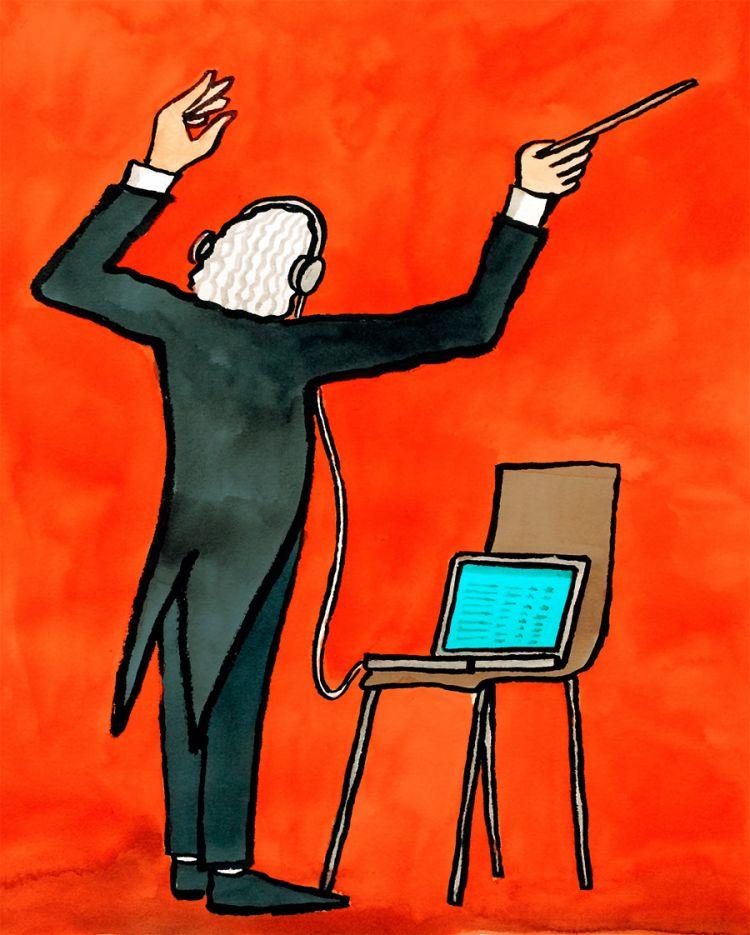 Иллюстрация Жана Жюльена