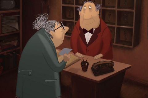 Потрясающий мультфильм о поисках утерянного