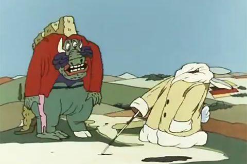 Мультфильм «Ух ты, говорящая рыба!»