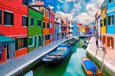 Бурано — самый яркий квартал Венеции