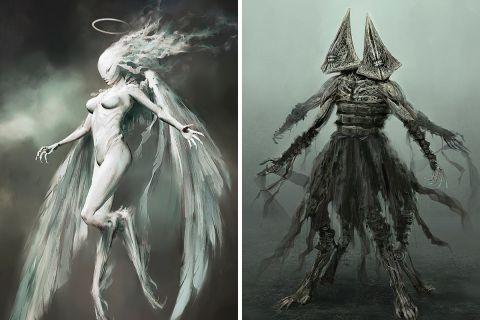 Знаки зодиака из царства кошмаров