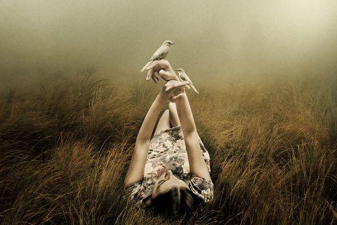 Магическая сторона одиночества в фотографиях