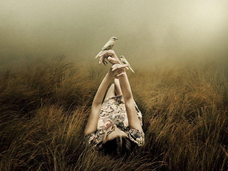 Очарование и магия одиночества глазами фотографа