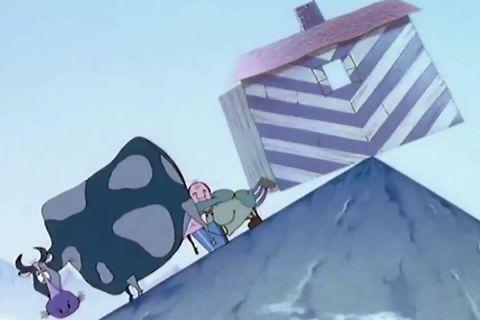«На краю Земли» — мультфильм о будничном хаосе