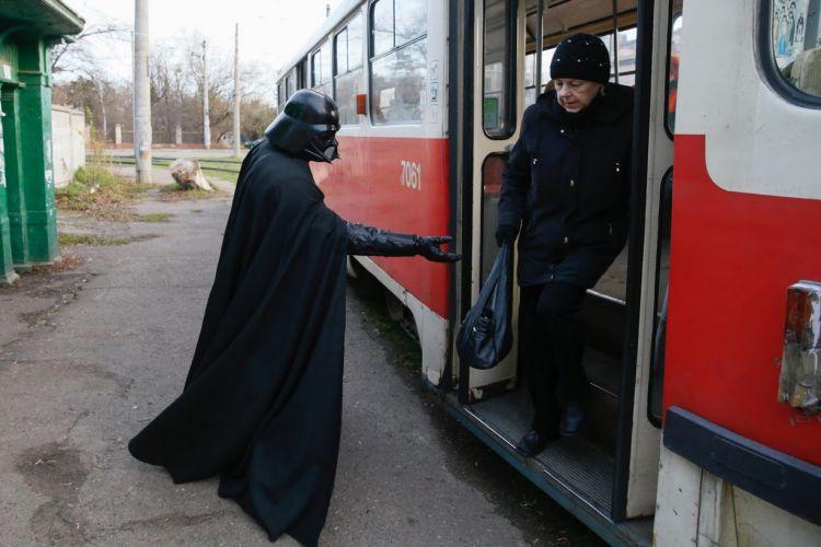 Один день из жизни Дарта Николаевича Вейдера