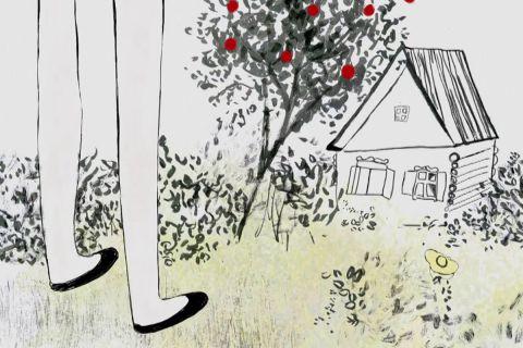 Добрый и трогательный мультфильм про бабушку