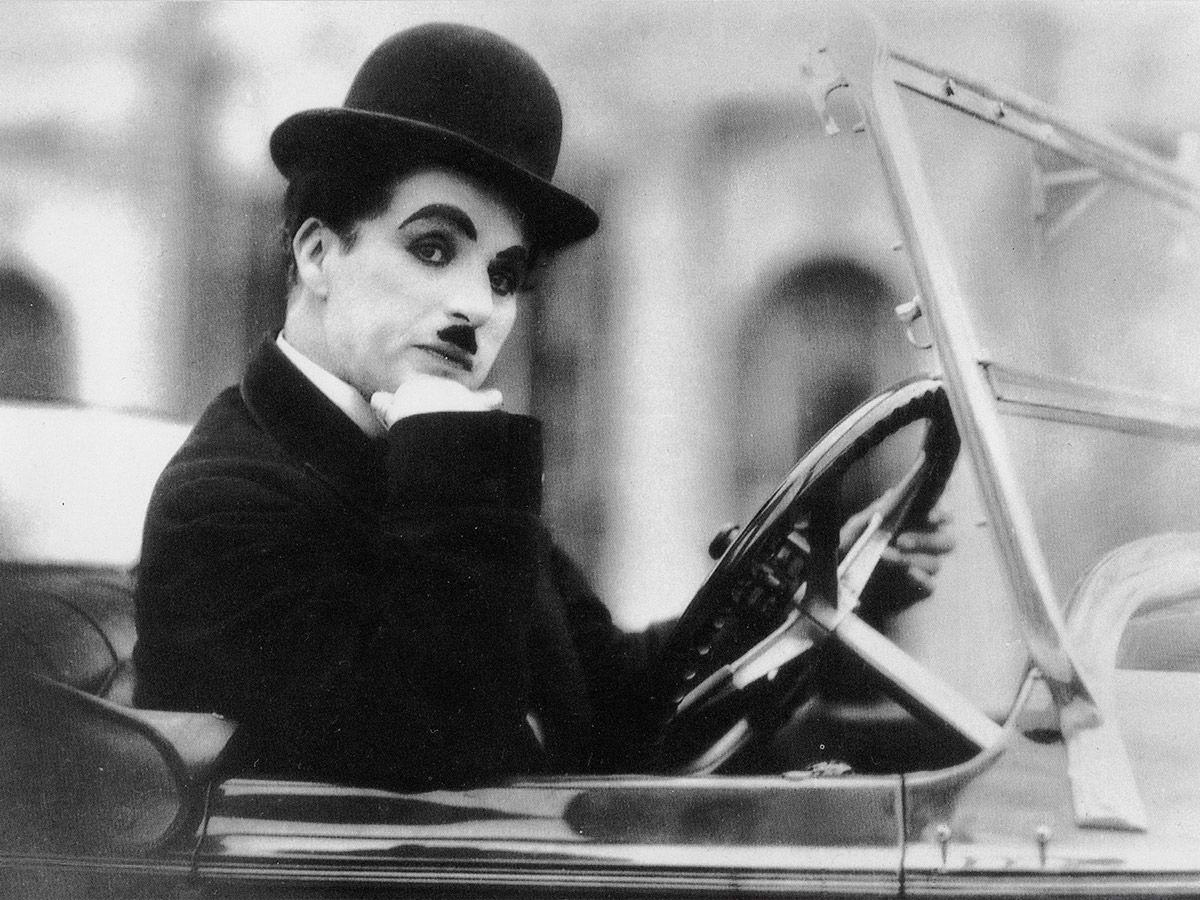 Проникновенная речь Чарли Чаплина, произнесенная им на своё 70-летие