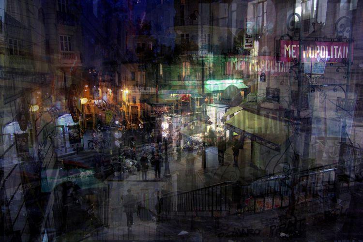 Городские мелодии Алессио Треротоли