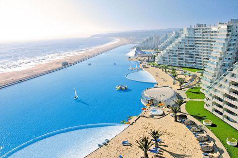 Cамый большой бассейн в мире