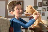 Трогательный мультфильм о дружбе мальчика и щенка