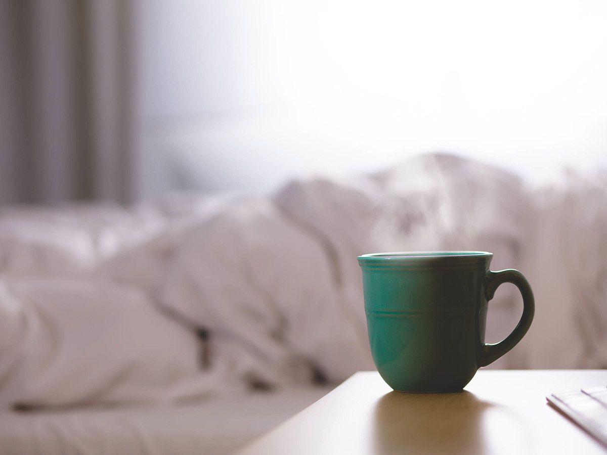 6 причин просыпаться в шесть утра