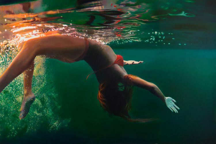 Потрясающие своей реалистичностью картины Мэтта Стори