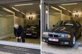 Уникальный гараж как ответ на запрет его строительства