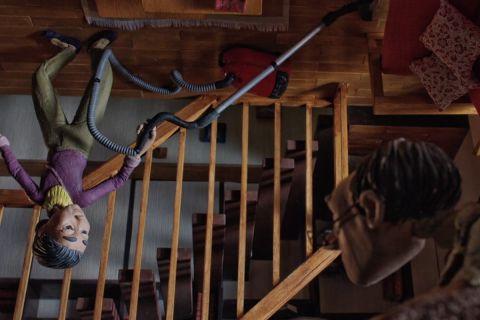Мультфильм «Вверх тормашками»