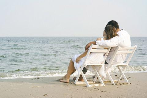 «Мы будем жить с тобой на берегу...»