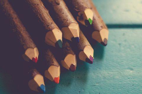 Что общего между человеком и карандашом