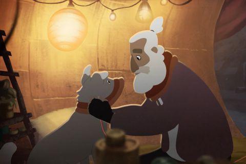 Мультфильм о том, как настоящая дружба меняет судьбы
