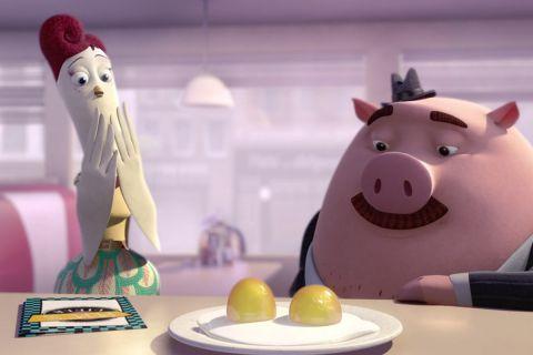 Романтическая история о проблеме курицы и яйца