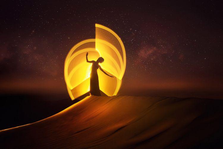 Магия света фотографа Эрика Паре