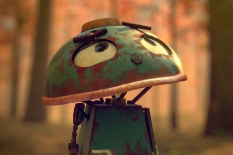Философский мультфильм «Начало»