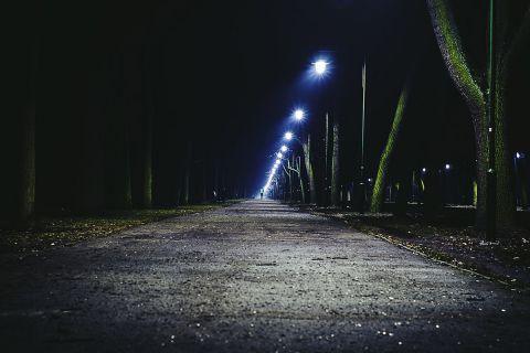 «Я шел один по улице вчера...»
