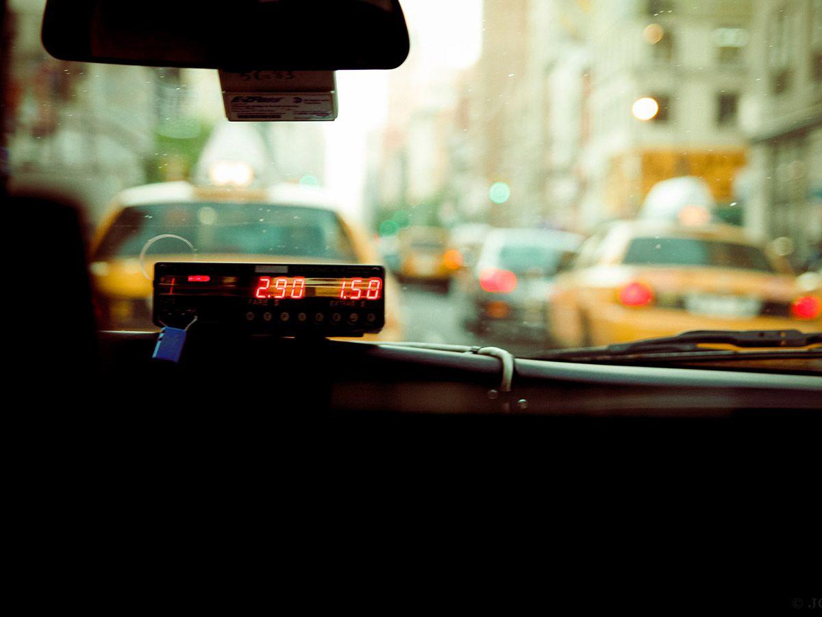 История таксиста из Нью-Йорка