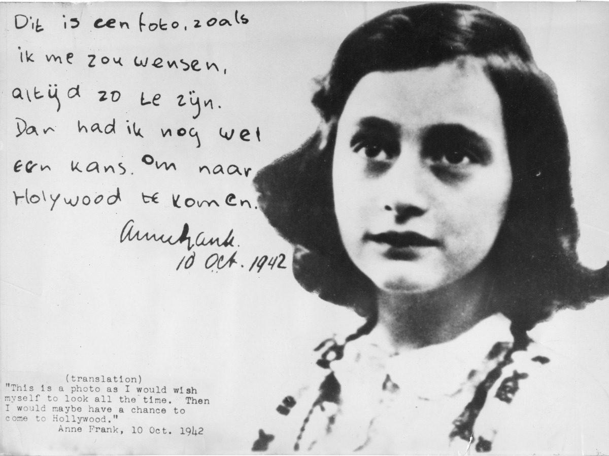 Дневник Анны Франк — документ, обличающий нацизм